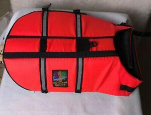 Outward Hound Pet Travel Gear Dog Life Jacket Quick Release Easy-fit Medium