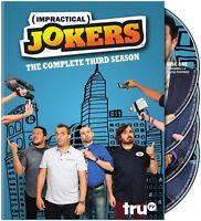 Impractical Jokers: The Complete Third Season DVD