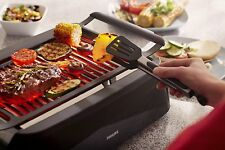 Philips HD6371 Smoke-less Indoor Barbecue Grill, Avance Collection HD6371REF