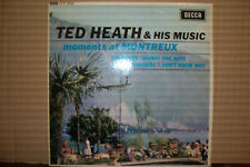 TED HEATH,  MOMENTS AT MONTREUX,  DECCA RECORDS 1962  MINT-