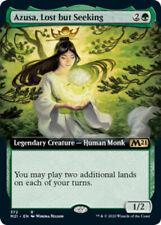 Azusa, Lost but Seeking - Foil - Extended Art x1 Magic the Gathering 1x Magic 20