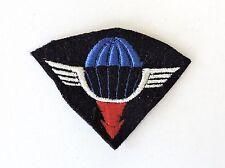 Insigne de bras  tissu 25° division parachutiste