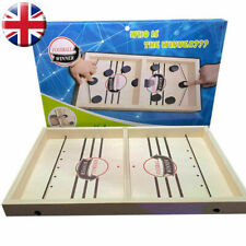 UK Family Games Fast Sling Puck Game Juego Paced SlingPuck Winner Board Toys