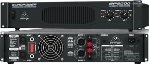Behringer EP2000 Power Amplifier