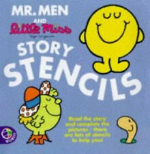 Mr. Men and Little Miss Stencils (St... by Hargreaves, Roger Miscellaneous print
