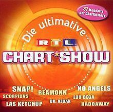 Die Ultimative Chartshow von Various | CD | Zustand sehr gut