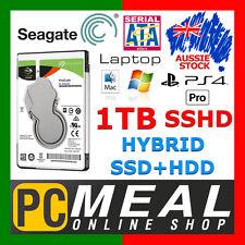 "Seagate 1TB SSHD 2.5"" SATA3 Internal Hybrid Hard Disk Drive SSD Laptop PS4 MAC"