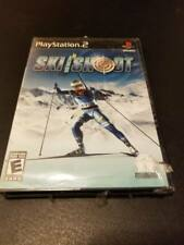 Ski and Shoot  -- Sony PlayStation 2 PS2 -- BRAND NEW & SEALED