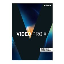 MAGIX Video Pro X Software (Download)