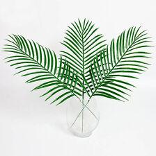 1Pcs Plastic Artificial Leaves Plant Silk Flower Fake Leaf Plants Home Decor