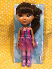 Nickelodeon T4 Ballerina Dora Doll -Dora the Explorer Doll