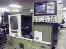 OKUMA LB10 CNC Turning Center