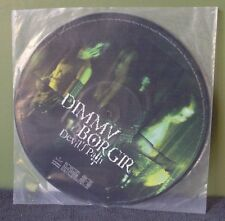 "Dimmu Borgir/Old Man's Child ""Sons Of Satan Gather For Attack"" Pic Disc LP NM"