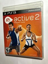 ACTIVE 2 PERSONAL TRAINER PS3 EA SPORTS