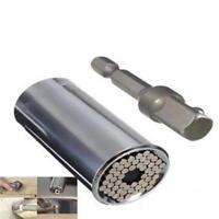 Universal Set Tool Mechanics Socket Wrench Craftsman Sockets Ratchet 2Pcs Kit