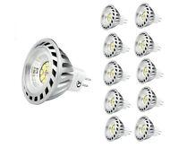 MR16 6W 12V led lamp ,EquIvalent 50W halogen lamp warm white 3000K 10-Pack