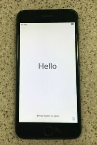 Apple iPhone 7 Plus 128gb Black Unlocked *FOR PARTS ONLY* SOLD AS IS