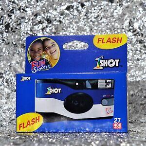 *NEW*Polaroid Fun Shooter 1Shot FLASH Disposable Camera *Kodak Disposable*