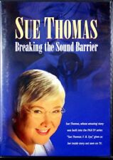 Sue Thomas Breaking The Sound Barrier NEW DVD Christian
