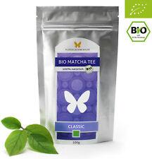 100g Bio Matcha Tee CLASSIC CN-BIO-140 FLÜGELSCHWINGER Matcha Pulver Matchtee