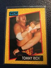 TOMMY RICH  1991 Impel WCW #96  MINT  Pack Fresh!