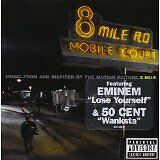 EMINEM, JAY Z... - 8 Mile - CD Album
