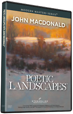 JOHN MACDONALD: POETIC LANDSCAPES - ART INSTRUCTION DVD