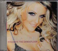 Cascada-Evacuate The Dancefloor Promo cd single