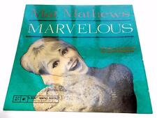 Mat Mathews Marvelous 1950s Sesac AD 87 Jazz 45rpm EP PS Vinyl: VG Audio: NM