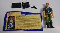 G.I. Joe Collectors Special Edition Figure O RING COMPLETE DUSTY