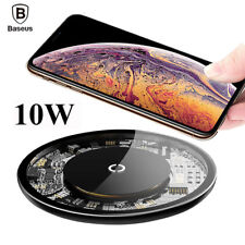 Baseus Quick 10W Wireless Charger Fast Charging Pad Dock For Google Pixel 3/3 XL