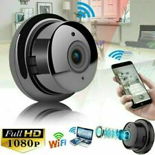 Mini WIFI IP Kamera WLAN Webcam Überwachungskamera Nachtsicht HD 1080P Camera