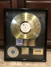 ICE CUBE Rap BOOTLEGS & B-SIDES Gold Plaque RIAA Award Very Rare