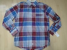 IZOD Campus Twill Long Sleeve Button Down Shirt Size: XXL  MSRP $ 55.00