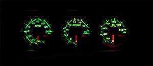7pcs GREEN LED Dash Cluster light Kit for  Mazda Miata Mx-5 Mx5 NA NB
