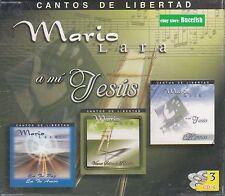 Mario Lara a mi Jesus Box set 3CD's New Nuevo sealed