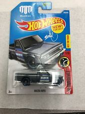 2017 Hot Wheels HW Daredevils #286/365 Mazda REPU #1/10 Dark Grey Variation B5