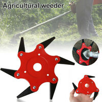 Weed Trimmer Head Lawn Mower Accessories RED