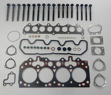 HEAD GASKET SET BOLTS FITS DEFENDER DISCOVERY 1.5mm THICK 3 HOLE 2.5 200 TDi VRS