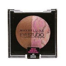 Maybelline Eye Studio Baked Eye shadow Duo 40 Mocha Mirage
