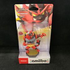Super Smash Bros.Series Pokemon Incineroar Amiibo (Nintendo Switch) BRAND NEW