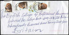 Namibia 2002 Cover To  Jersey #C30069