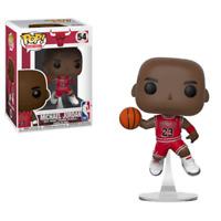 Funko Pop! NBA #54 Michael Jordan Toy Figure Chicago Bulls - Damaged Boxes