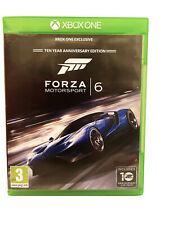 Forza Motorsport 6 (Xbox One), Racing Sport Spiel ? ? schneller Versand ? ?