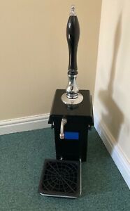 ANGRAM CQ BEER ENGINE BEER PUMP FOR MAN CAVE/SHED PUB/HOME BAR. CHROME