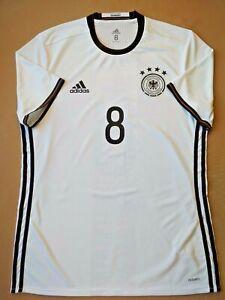 Germany Jersey 2016 Home Player Issue XL Shirt Mens Trikot Adizero AI5015 ig93