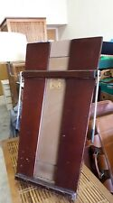 Vintage Corby Wooden Mens Trouser Press Stretcher Antique Bedroom Furniture USED