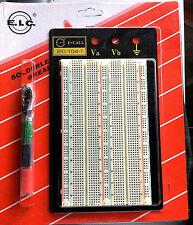 BULK 5 units Solder-less  Breadboard Prototype Project EIC-104-1 E-CALL