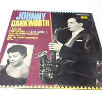 Johnny Dankworth with Cleo Laine Vinyl LP EX+/EX+ Superb Clean Copy!