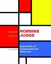 Essentials of Organizational Behavior 13th Edition